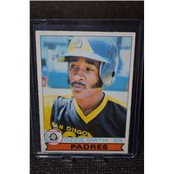 1979 O-Pee-Chee #52 Ozzie Smith RC