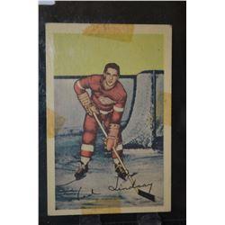 1952-53 Parkhurst #87 Ted Lindsay