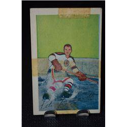 1952-53 Parkhurst #16 Pete Babando