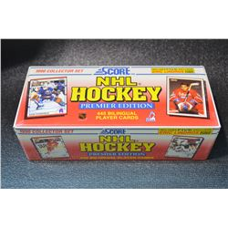 NHL 1990 Collector Set - New in Box (Sealed)