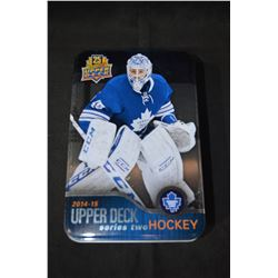 2014-15 UD Series 2 Hockey Collectors Tin/Cards - Unopened