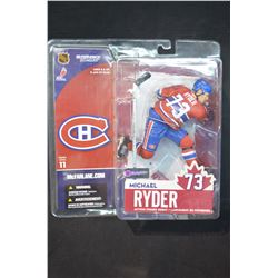 Michael Ryder #73 Action Figure