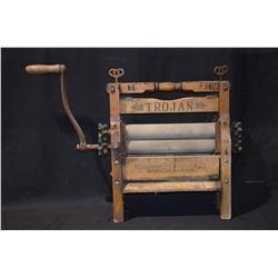 Antique Laundry Wringer No. 14 (Canadian Made)