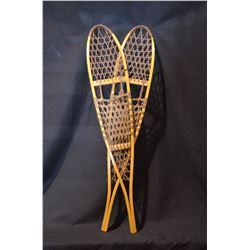 Antique Snowshoes