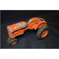Cast Metal Tractor
