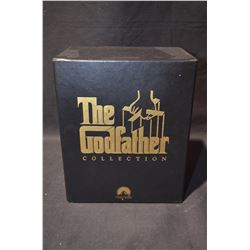 The God Father Collection Volume I-III (3-pack)