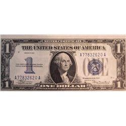 1934 $1 Silver Certificate