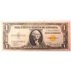 1935-A $1 Silver Certificate