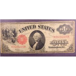 1917 $1 US Note