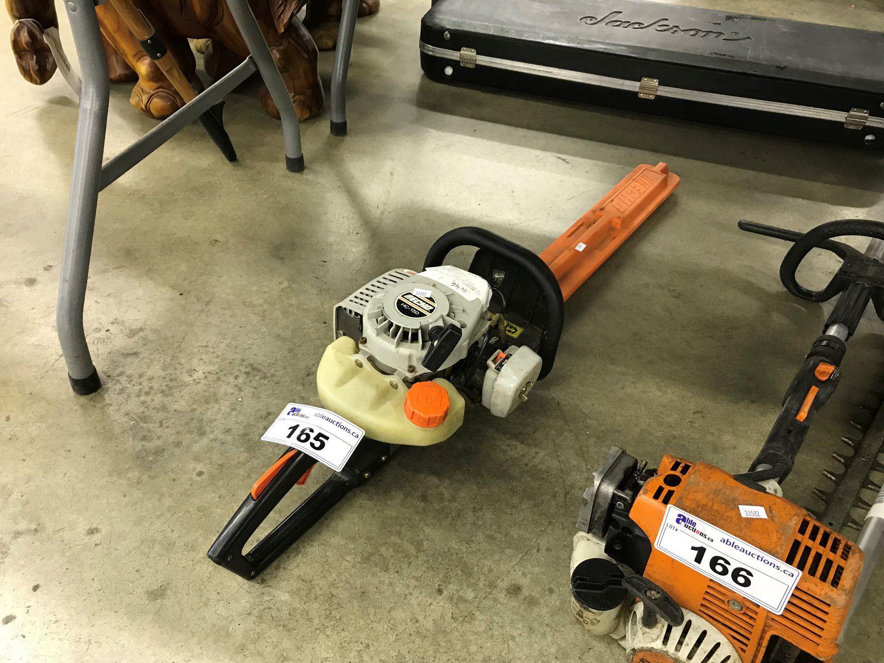 Echo Hc 150 Gas Hedge Trimmer