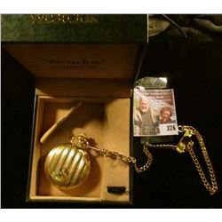 Westclock Pocket Watch With Box