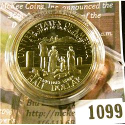 1099 . 1986-S Statue of Liberty Commemorative Half Dollar, Proof in