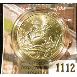 1112 . 2008-S Bald Eagle Recovery & National Emblem Commemorative H