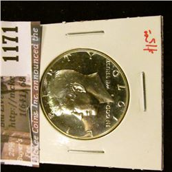 1171 . 1970-S Proof Kennedy Half Dollar, 40% Silver, value $15