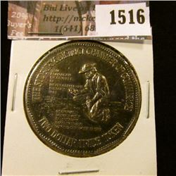 1516 . 1979 Sudbury Canada Good for $2 (large!) Token/Medal