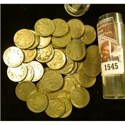 1545 . (40) 1920 era Partial Date Buffalo Nickels.