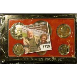 1579 . 1976 S United States Bicentennial six-piece Proof Set. origi