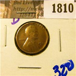 1810 . 1924-D Semi Key Date Wheat Cent