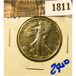 1811 . 1934 P Walking Liberty Half Dollar