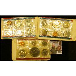 1825 . 1972, 1975, and 1975 U.S.  Mint Sets