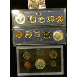 1836 . (2) 1966 Special Mint Sets & 1970 S Proof Set