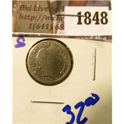 1848 . Better Date 1913-S Barber Dime