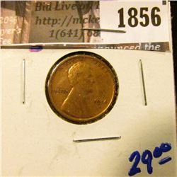 1856 . Upgrade 1914-S Wheat Cent