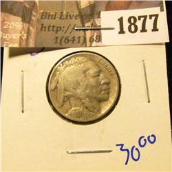 1877 . 1931-S Semi Key Date Buffalo Nickel