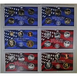 2006 Proof Sets.