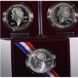 1993 Thomas Jefferson Commemoratives
