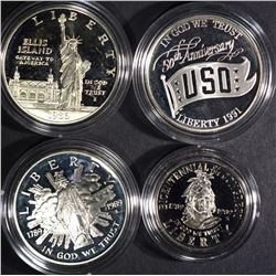 Group of Proof Commemoratives
