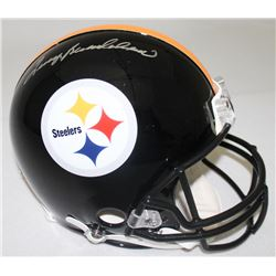 Terry Bradshaw Signed Steelers Full-Size Authentic Pro-Line Helmet (Bradshaw Hologram)