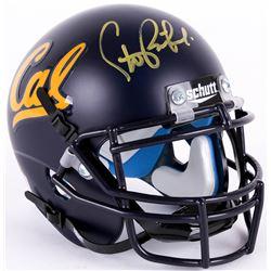 Steve Bartkowski Signed Cal Golden Bears Mini-Helmet (Radtke COA)