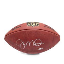 Joe Montana Signed Football (UDA COA)