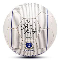 Landon Donovan Signed Nike Everton Logo Soccer Ball (UDA COA)