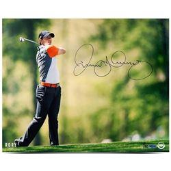 """Rory McIlroy Signed """"Driven"""" LE 16x20 Photo (UDA COA)"""