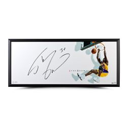 Shaquille O'Neal Signed  The Show  20x46 Custom Framed Photo Display (UDA COA)