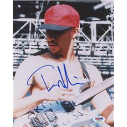Tom Morello Signed  8x10 Photo (PSA COA)