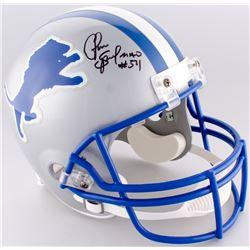 Chris Spielman Signed Lions Full-Size Helmet (Radtke Hologram)