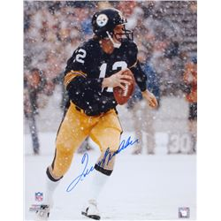Terry Bradshaw Signed Steelers 16x20 Photo (Radtke COA)