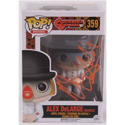 "Malcolm McDowell Signed ""Clockwork Orange"" Funko Pop Vinyl Figure (Radtke COA)"