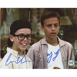 "Marty York  Chauncey Leopardi Signed ""The Sandlot"" 8x10 Photo (Fiterman Sports Hologram)"