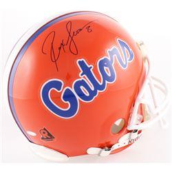 Rex Grossman Signed Florida Gators Full Size Authentic On-Field Helmet (Steiner Hologram)
