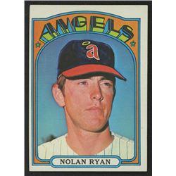 1972 Topps #595 Nolan Ryan