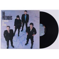 "Chrissie Hynde Signed The Pretenders ""Learning to Crawl"" Vinyl Record Album (JSA COA)"