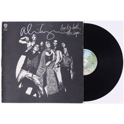 "Alice Cooper Signed Alice Cooper ""Love It to Death"" Vinyl Record Album (JSA COA)"