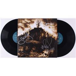 """B-Real  Sen Dog Signed Cypress Hill """"Black Sunday"""" Vinyl Record Album Inscribed """"CH 2014"""" (JSA COA)"""