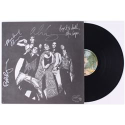 """Alice Cooper """"Love It to Death"""" Vinyl Record Album Signed by (4) With Alice Cooper, Michael Bruce, B"""