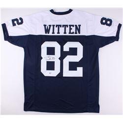 Jason Witten Signed Cowboys Jersey (Witten Hologram  JSA COA)