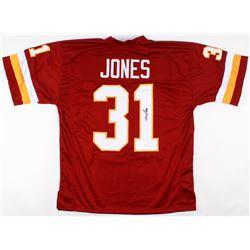 Matt Jones Signed Redskins Jersey (JSA COA)